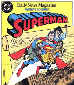 Daily News Magazine 1987 We the People 00