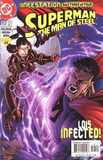 Superman Man of Steel 113