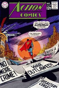 Action Comics Issue 368