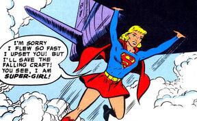 Super-Girl 1958