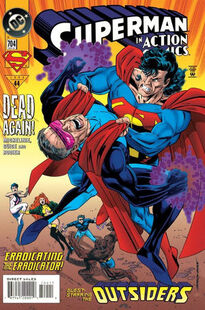 Action Comics Issue 704