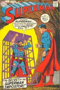 Superman Vol 1 225