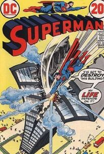 Superman Vol 1 262
