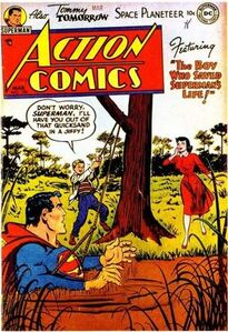 Action Comics Issue 190