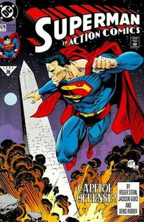 Action Comics Issue 679