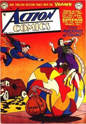 File:Action Comics Issue 167.jpg