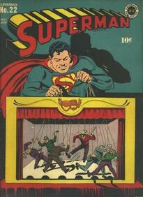Superman Vol 1 22