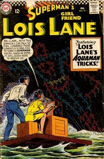 Supermans Girlfriend Lois Lane 072