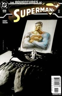 The Adventures of Superman 616
