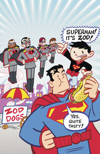 Superman Family Adventures 10