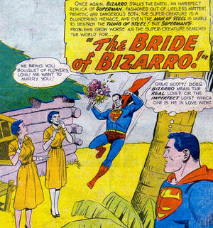 The Bride of Bizarro