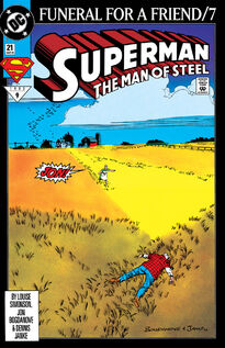 Superman Man of Steel 21