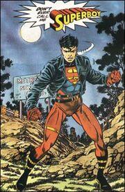 Reign superboy