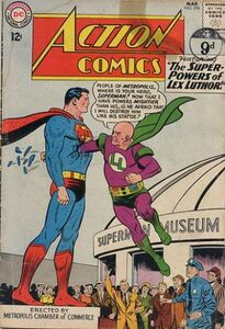 Action Comics Issue 298