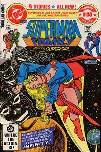 Superman Family 221