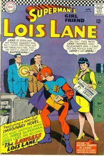 Supermans Girlfriend Lois Lane 064