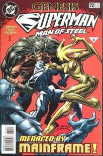 Superman Man of Steel 72