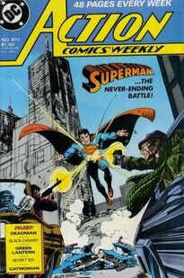 Action Comics Weekly 611