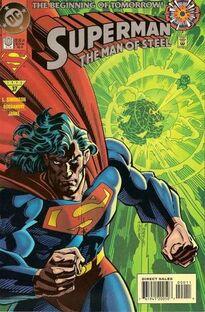 Superman Man of Steel 0