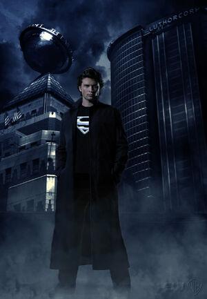 Smallville Season 9 poster