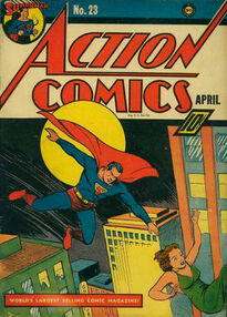 Action Comics Issue 23