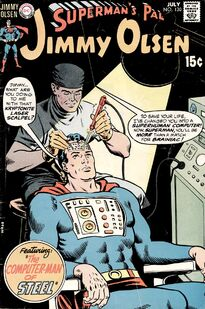 Supermans Pal Jimmy Olsen 130