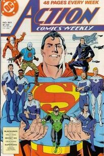 Action Comics Weekly 601