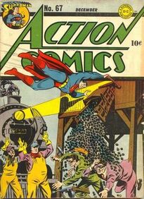 Action Comics Issue 67