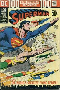 Superman Vol 1 252