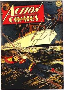 Action Comics Issue 123
