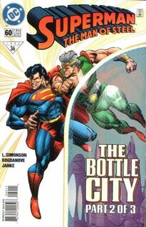 Superman Man of Steel 60