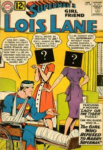 Supermans Girlfriend Lois Lane 038