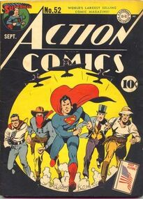 Action Comics Issue 52