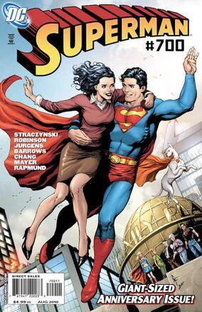 Superman 700