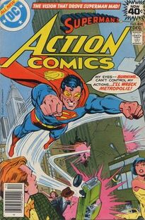 Action Comics Issue 490