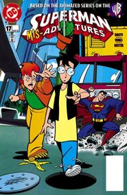 Superman Adventures 17