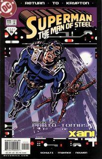 Superman Man of Steel 111