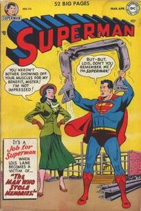 Superman Vol 1 75