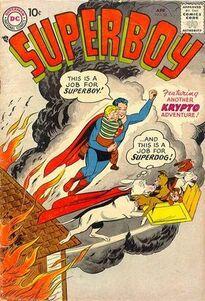 Superboy 1949 56