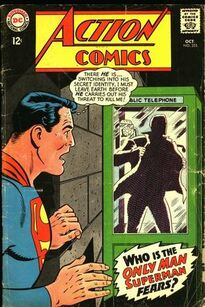 Action Comics Issue 355