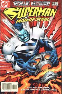 Superman Man of Steel 68