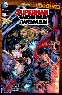 Superman-Wonder Woman 11