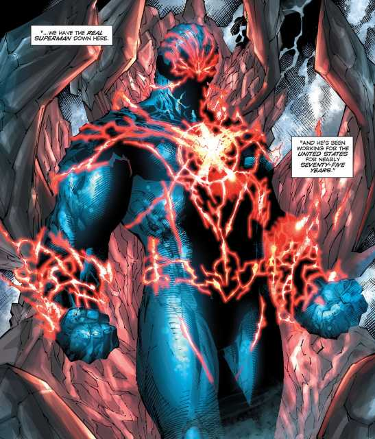Wraith | Superman Wiki | Fandom powered by Wikia Red Son Justice League