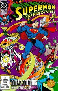 Superman Man of Steel 15
