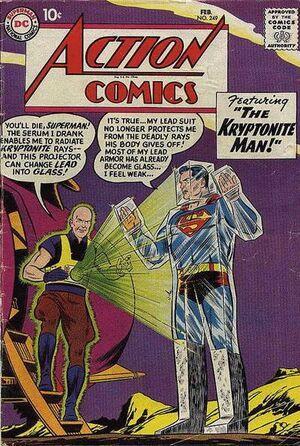 Action Comics 249