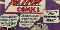 The Kryptonite Man!