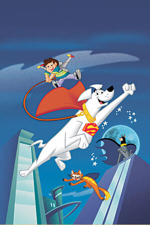Krypto the Superdog