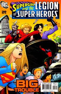 Supergirl Legion 20