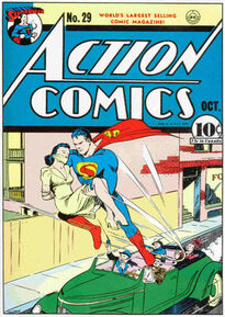 Action Comics Issue 29