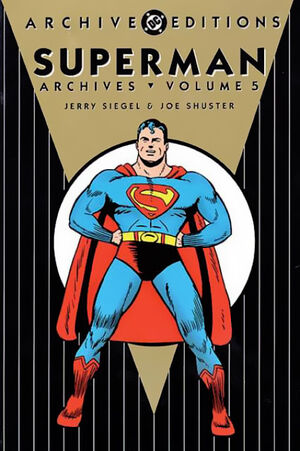 Archive Editions Superman 05